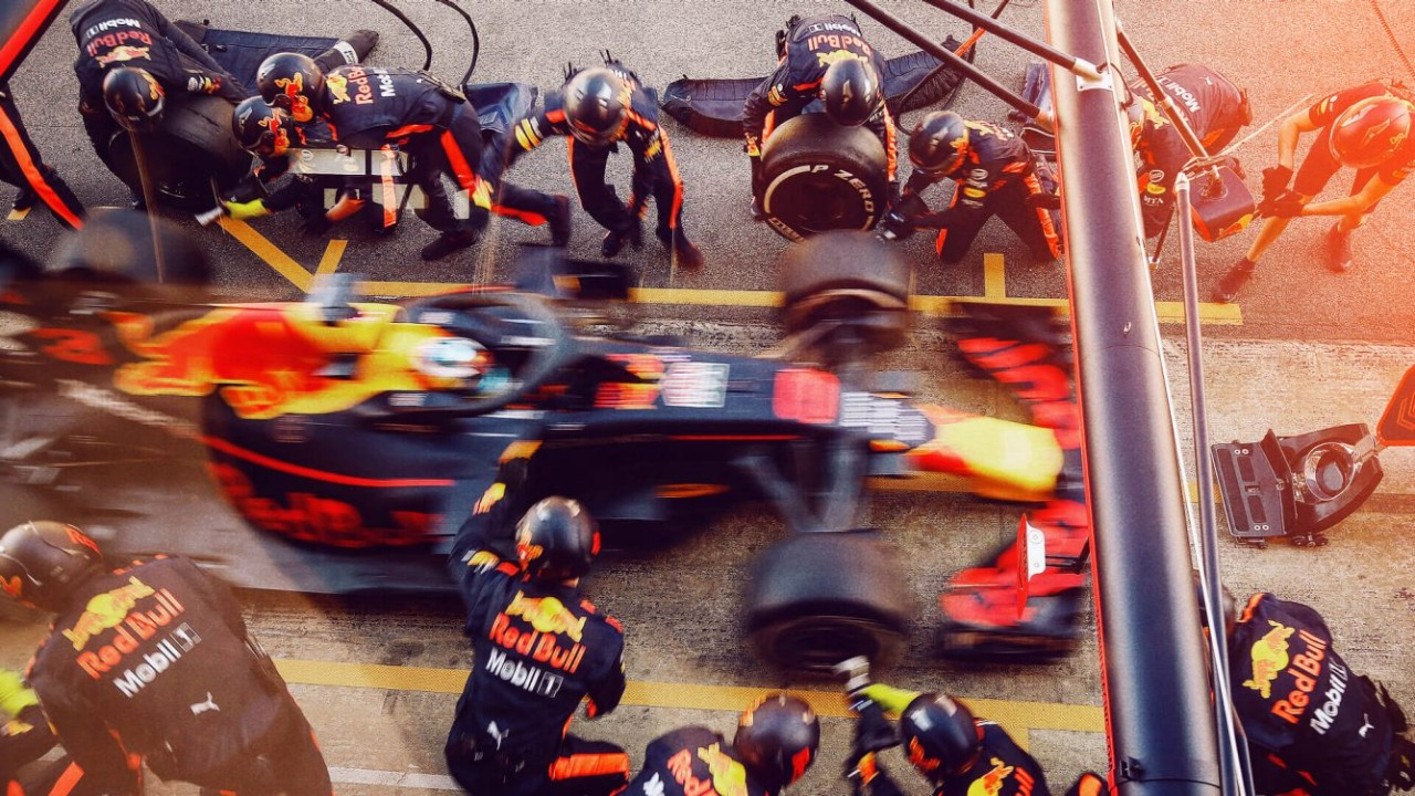 Fórmula 1 cover image